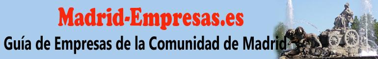 Guía de Empresas de la Comunidad de Madrid